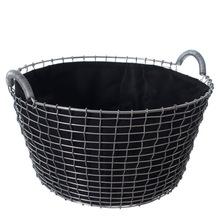 bathroom laundry basket