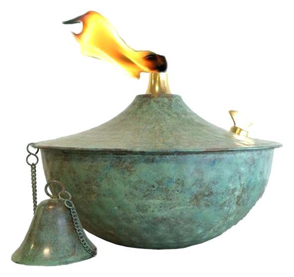 Church oil lamp