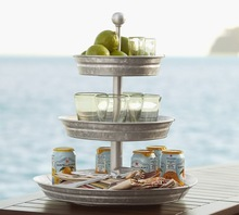 Food Tray 3 tier Fruit stand