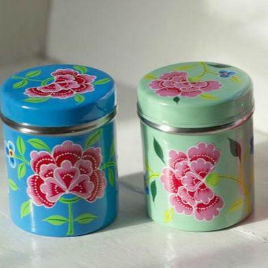 Hand Painted kitchen Box