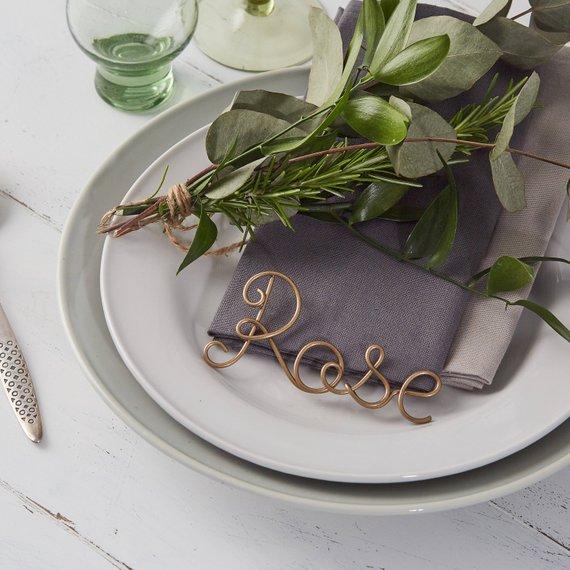 Handicrafts Name tag Holder