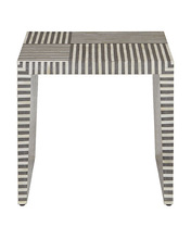 inlay console table