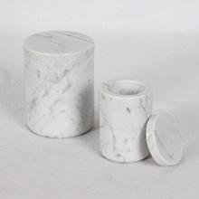 marble salt box