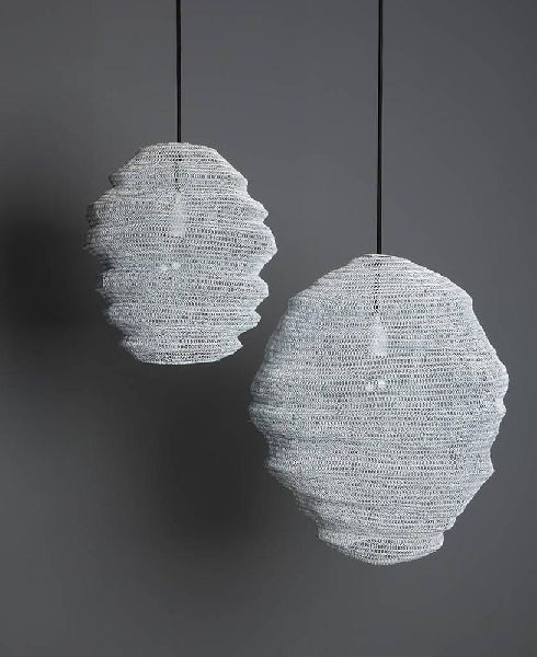 Wire Pendant Hanging Lamp