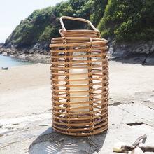 Wooden Bamboo Lantern