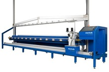 Automatic Rod pocket Sewing System