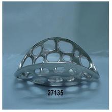 Aluminium Bowl With Mirror Polished