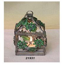 Brass AND Glass Iron Lantern