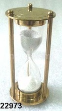 Brass Mini Sand Timer