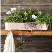 Copper Garden Flower Pots
