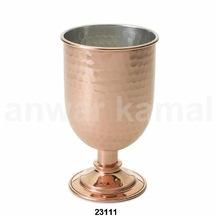 Copper Goblet Finished