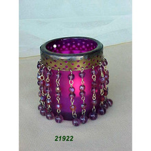 Glass Beads Votive