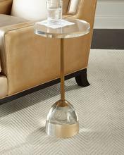 Glass Round Corner Tables
