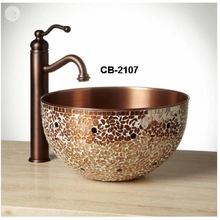 Hand Made Copper Wash Basins