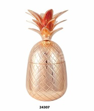 Handcrafted Copper Pineapple