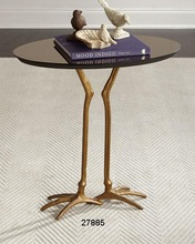 Marble Round Tables