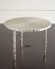 Tree Texture Side Table