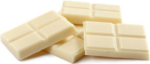 white chocolate compound