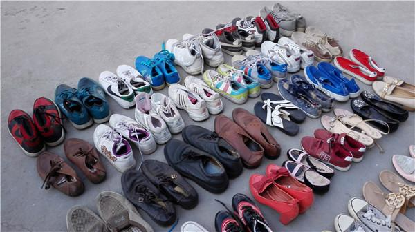 Used Mens Shoes Manufacturer in Sana