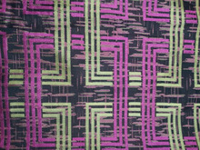 Geometrical Curtain Fabric