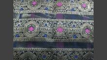 Silky Jacquard Lace
