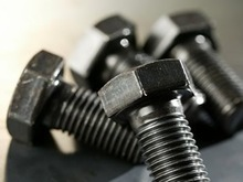 Hex Head Structural Steel Bolts