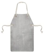 Grey Welding Apron