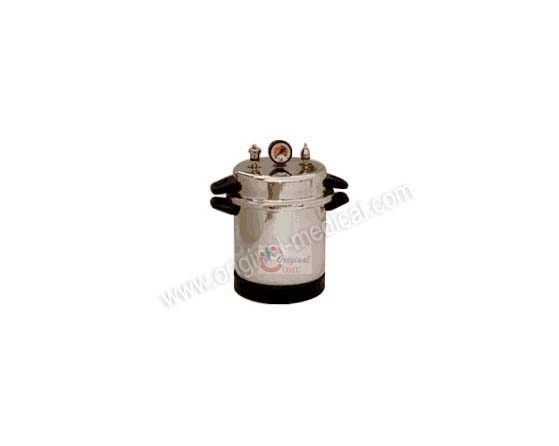 10 Litre Portable Steam Autoclave (OML-AC 101)
