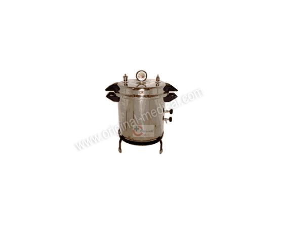 21 Litre Portable Steam Autoclave (OML-AC 102)