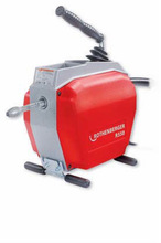 ROTHENBERGER Drain Cleaning Machine