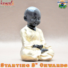 Baby monk home decor