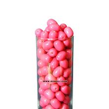 handmade chunky bubblegum bead