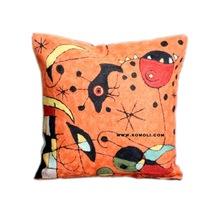 Ocean life handmade throw pillow cover
