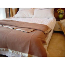 Hotel  acrylic blanket