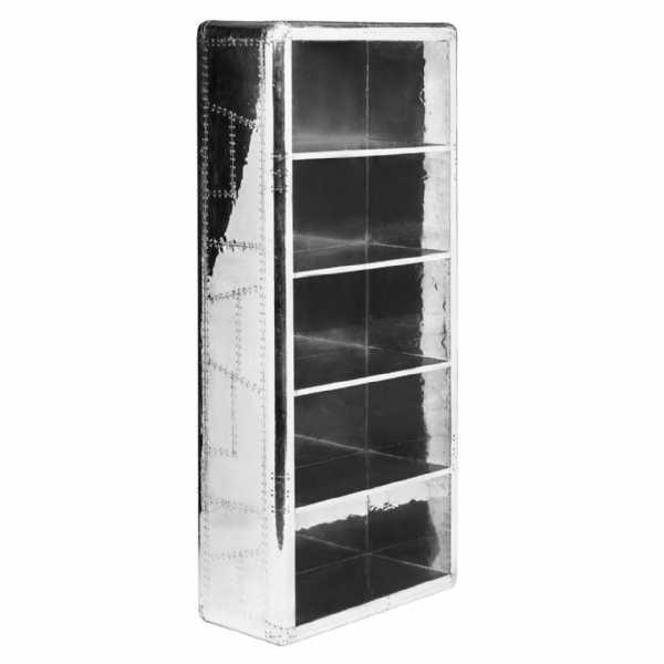 Aluminium Display Unit