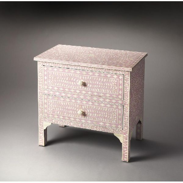 Inlay Accent Chest