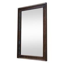 Large bed side Reclaimed Teak wood Frame Mirror