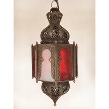 Old rustic arabian style lantern