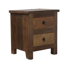Old teak wood furniture