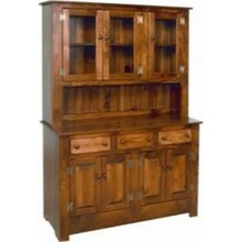 Recycled wood Hutch and buffet
