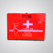 Medical First Aid Kit Box