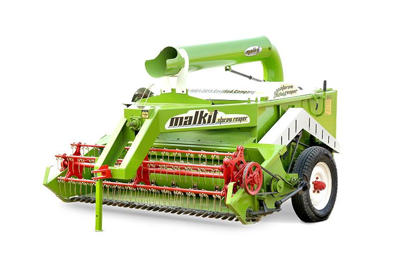 Malkit Agricultural Reaper