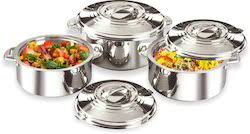 Stainless Steel Food Graded Casserole Hot Pot