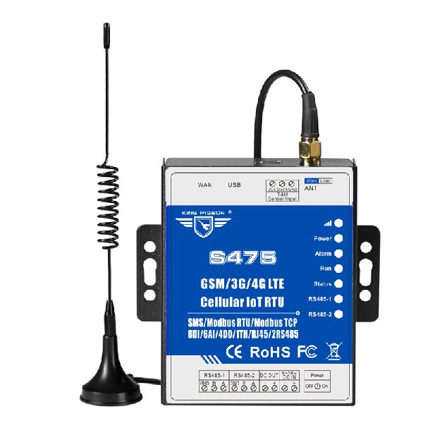 GSM 3G 4G LTE Cellular IoT RTU Gsm modem Manufacturer in China by