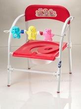 Plastic Elderly Baby Potty Chair
