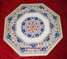 Pietra Dura Marble Coffee Table Tops