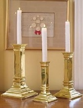 classical candle holder