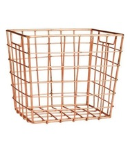 HIGH QUALITY COPPER WIRE BASKET