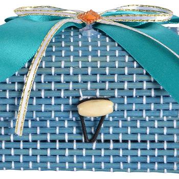Wooden Multipurpose Storage Box