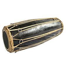 Big Madal Tradicional Musical Instrument